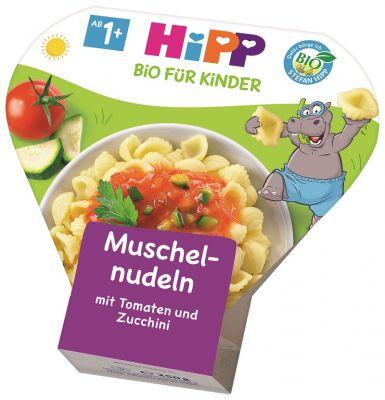 HIPP BIO Cestoviny s paradajkami a cuketou 250 g