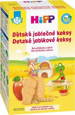 HIPP BIO dětské jablečné keksy (150 g)