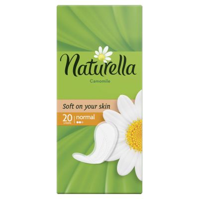 NATURELLA Camomile Normal, 20ks - intímky