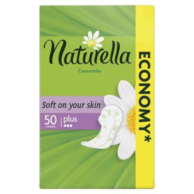 NATURELLA Camomile Plus, 50ks - intimky