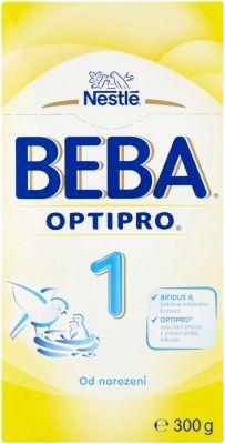 BEBA OPTIPRO 1 (300 g) - dojčenské mlieko