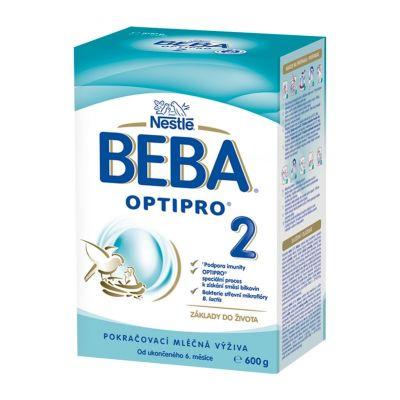 BEBA OPTIPRO 2 (600 g) - dojčenské mlieko