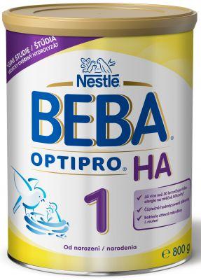 BEBA OPTIPRO HA 1 (800 g) - kojenecké mléko