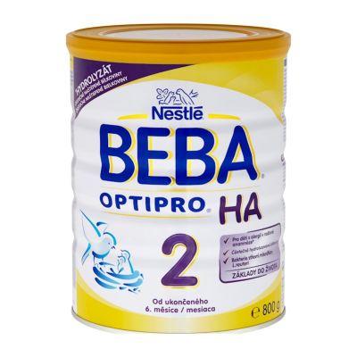 BEBA OPTIPRO HA 2 (800 g) - dojčenské mlieko