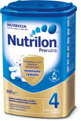 NUTRILON 4 ProNutra (800 g) - dojčenské mlieko
