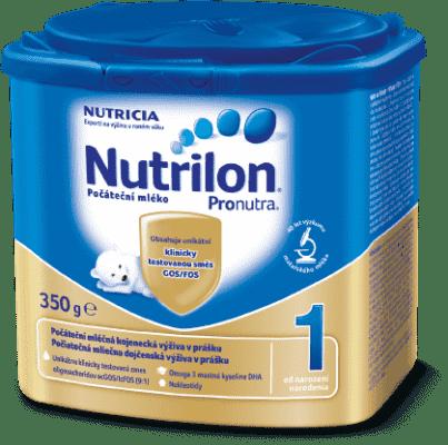NUTRILON 1 ProNutra (350g) - kojenecké mléko