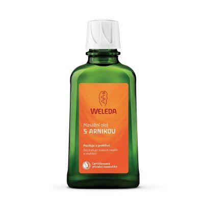 WELEDA olejek do masażu z arniką 100 ml