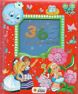 KNIHA 365 minirozprávok - prečítaj aspoň kúsok