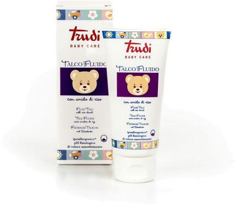 TRUDI BABY Dětská mast proti opruzeninám s mastkem 100 ml