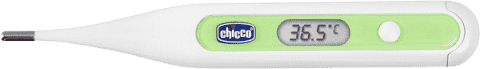 CHICCO Teploměr digitální Pediatrický- zelený