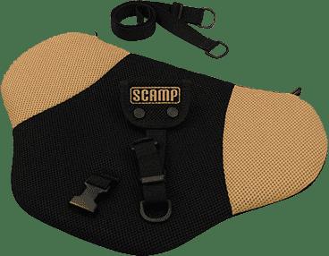 SCAMP Bezpečnostní pás pro těhotné – Černo / béžový