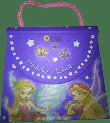 KNIHA Rozprávky z kabelky fialovej