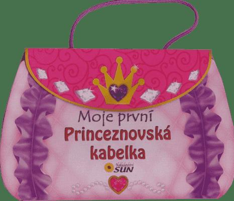 KNIHA Moje první princeznovská kabelka