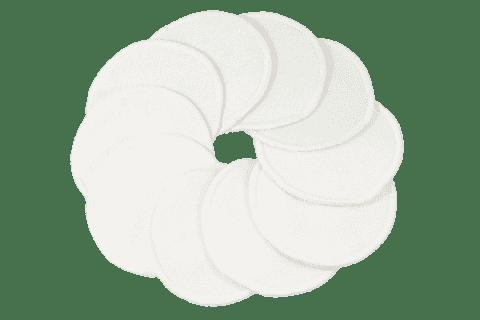PETIT LULU 5 párů vložek do podprsenky (přírodní)
