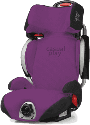 CASUALPLAY Fotelik samochodowy Protector 15-36 kg 2015 - Damson