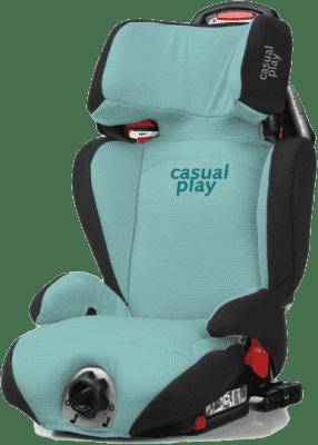 CASUALPLAY Fotelik samochodowy Protector Fix 15-36 kg 2015 - Baltic