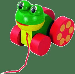DETOA Žabka tahací