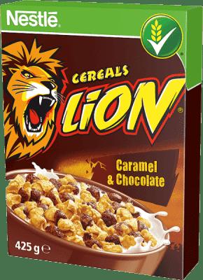 NESTLÉ LION Cereálie 425g