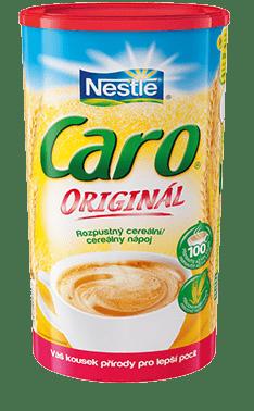 NESTLÉ Caro (200 g) - rozpustný kávovinový nápoj