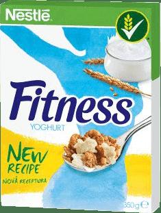 NESTLÉ Fitness&Yogurt cereálie (350 g)