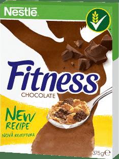 NESTLÉ Fitness cereálie čokoládové (375 g)