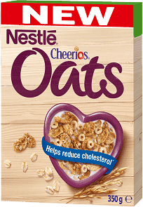 NESTLÉ Cheerios Oats cereálie (350 g)