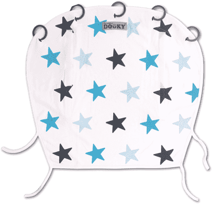 DOOKY Design clona Blue Stars