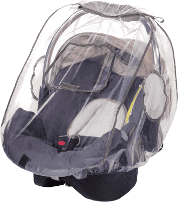 DIAGO Pláštenka Comfort Baby Car Seat