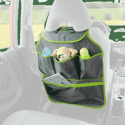 DIAGO Organizér do auta - zelená