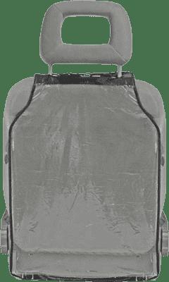 DIAGO Ochranný kryt na predné sedadlo - transparentné