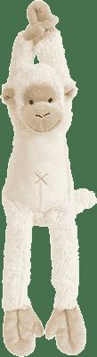HAPPY HORSE Smetanová Opička Mickey Hudební, 40 cm