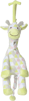 HAPPYHORSE Žirafka Georgy Hudební, 32 cm