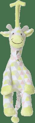 HAPPY HORSE Žirafka Georgy Hudební, 32 cm