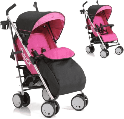 HAUCK Wózek spacerowy Torro pink 2016