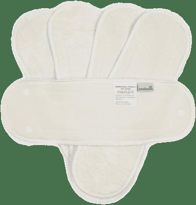 BAMBOOLIK Krótki wkład chłonny do pieluszek wielorazowych, zestaw 5 szt.