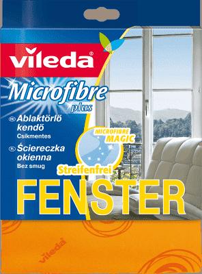 VILEDA Mikrohadřík na okná (1 ks)