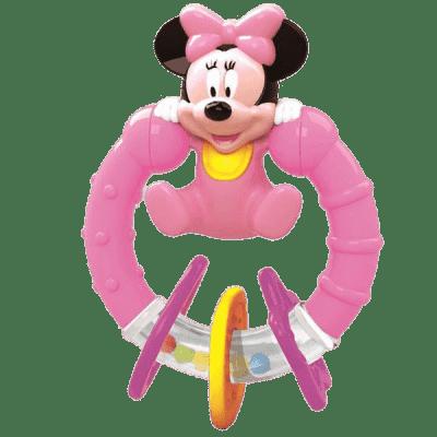 CLEMENTONI Minnie - chrastítko