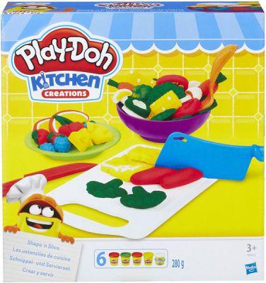 PLAY-DOH Kitchen creations Sada prkýnek a kuchyňského náčiní