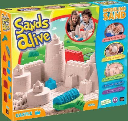 EPLINE Sands alive! - Set hrad