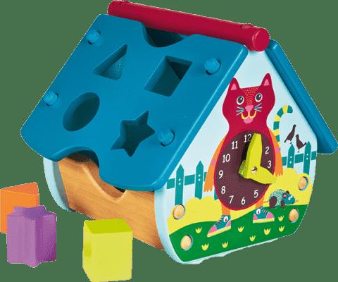 OOPS The Happy House! - Drevený domček Mesto