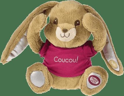 PIOUPIOU MERVEILLES Interaktívny zajačik Coucou