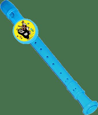 WIKY Flauta krtko modrá