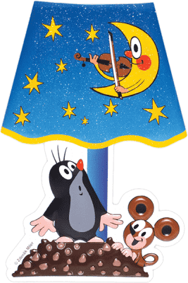 WIKY Krtek – nalepovací lampička