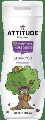 ATTITUDE Detský šampón 355 ml