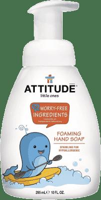 ATTITUDE Detské mydlo na ruky Sparkling Fun - s pumpičkou 295 ml