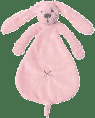 HAPPY HORSE Růžový Králíček Richie Přítulka, 25 cm