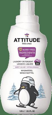 ATTITUDE Prací gél pre deti Sweet Lullaby 1050 ml (35 praní)