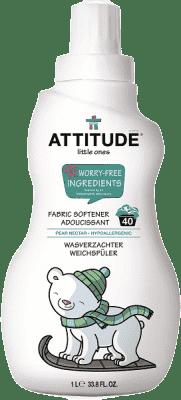 ATTITUDE Aviváž pre deti s vôňou hruškovej šťavy 1000 ml (40 pracích dávok)