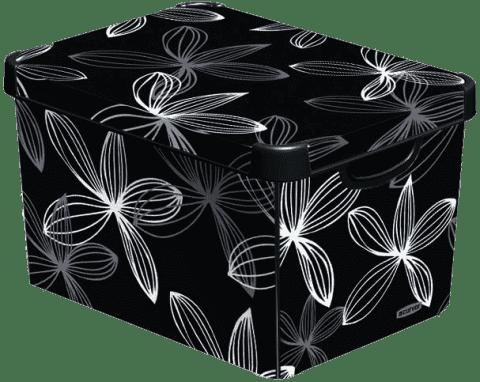 CURVER Pudełko do przechowywania Black Lily L