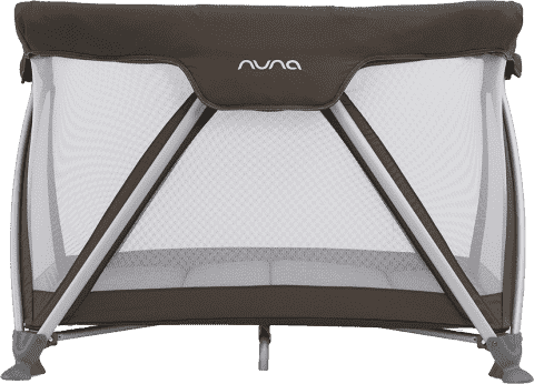 NUNA Postieľka Nu Sena – Coffee